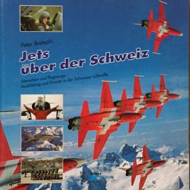 Jets über der Schweiz