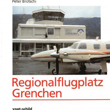 Regionalflugplatz Grenchen
